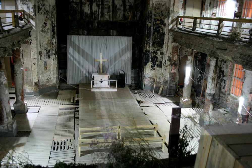 Церковь св. Анны (Анненкирхе), Евангелическо-лютеранская Церковь Ингрии