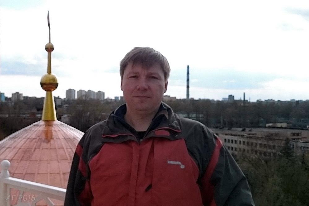 А.В. Гайдуков, Мечеть, Мигск, 16.04.2016