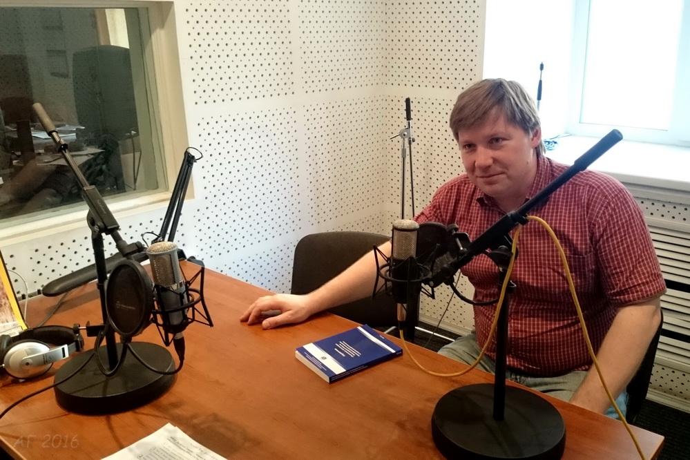 А.Гайдуков,  Радио «Петербург», 02.06.2016