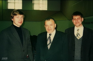 СПб., п.Солнечное , Вефиль СИ, 16.02.2005