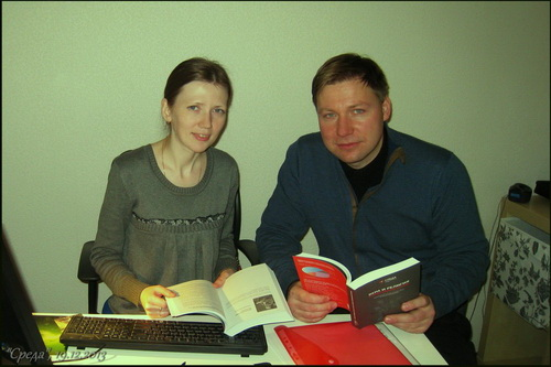 В офисе Некоммерческой исследовательской службы «Среда», Москва, 19.12.2013