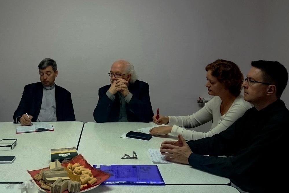 Экуменический семинар, СПб., Петрикирхе, 26.09.2015