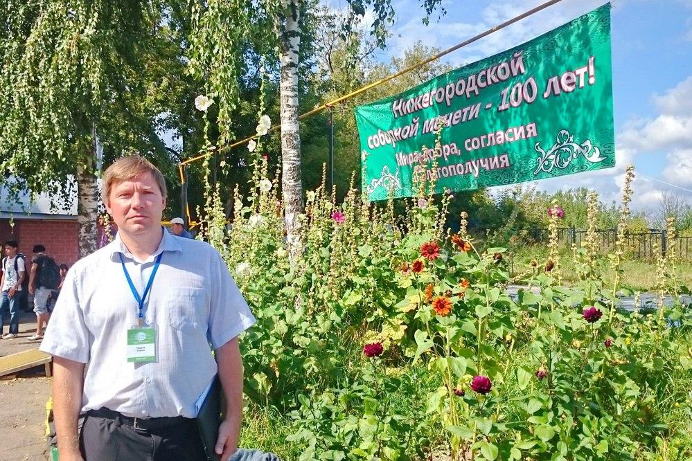 100-летие Нижегородской Соборной мечети , Нижний Новгород, 28.08.2015