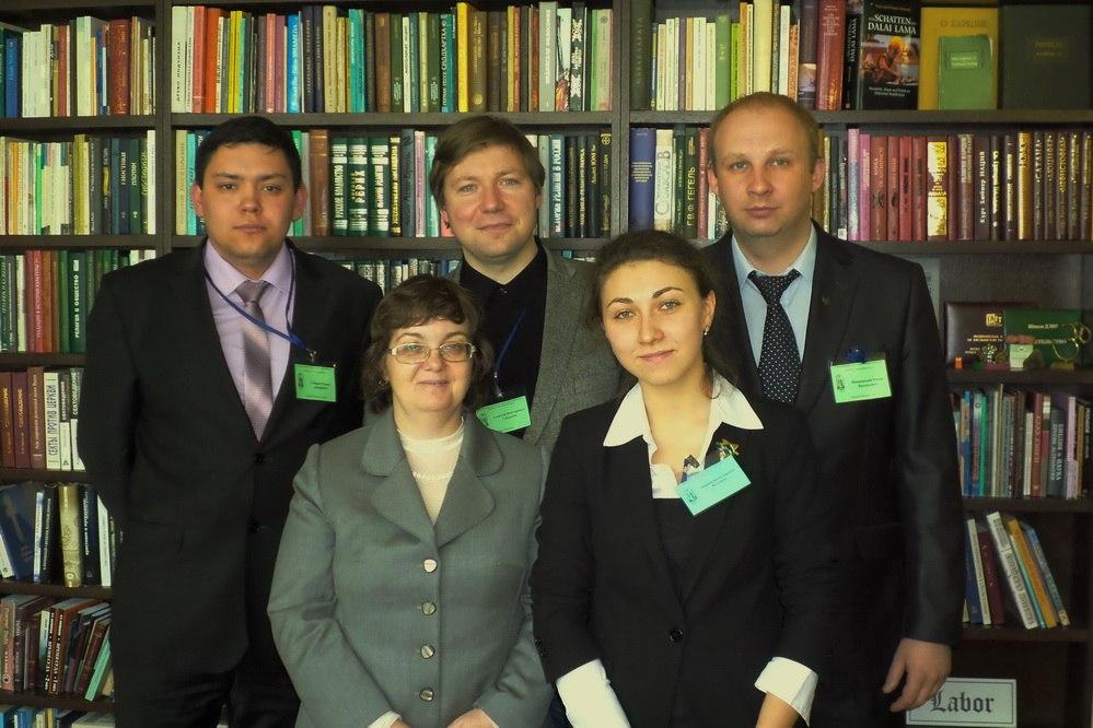 Минская Духовная академия, кафедра апологетики 17.04.2015