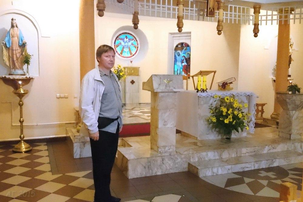 Римско-Католический приход Успения Пресвятой Девы Марии в Нижнем Новгороде, 29.08.2015