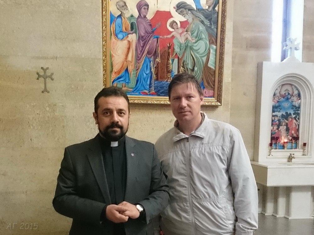 Армянская церковь, Нижний Новгород, 29.08.2015