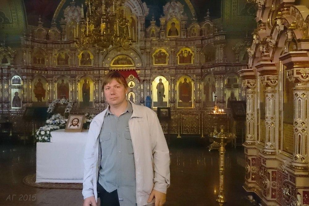 Алексеевский собор, Нижний Новгород, 29.08.2015