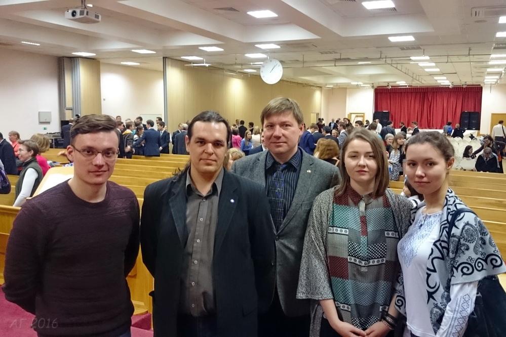 Посещение Санкт-Петербургского кола Церкви Иисуса Христа Святых последних дней (мормоны), 24.04.2016