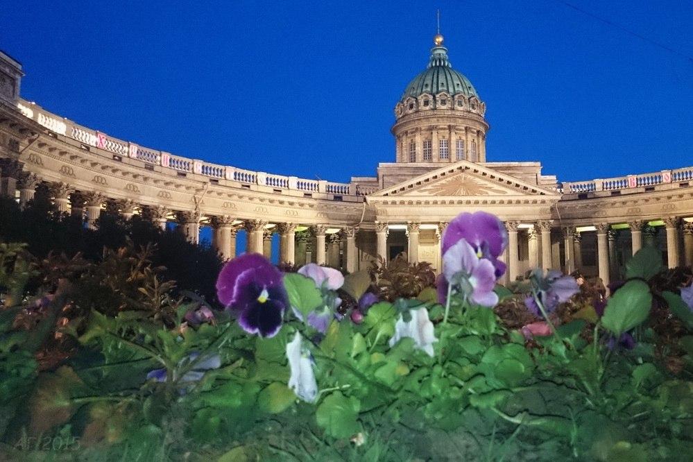 Казанский собор 16.05.2015