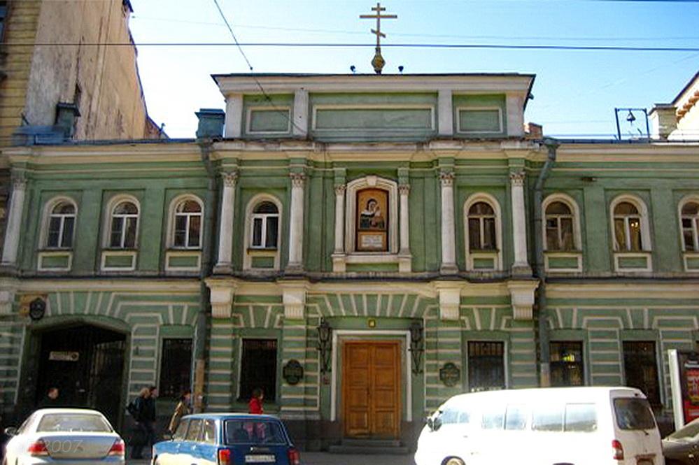 Коневское подворье 09.10.2007