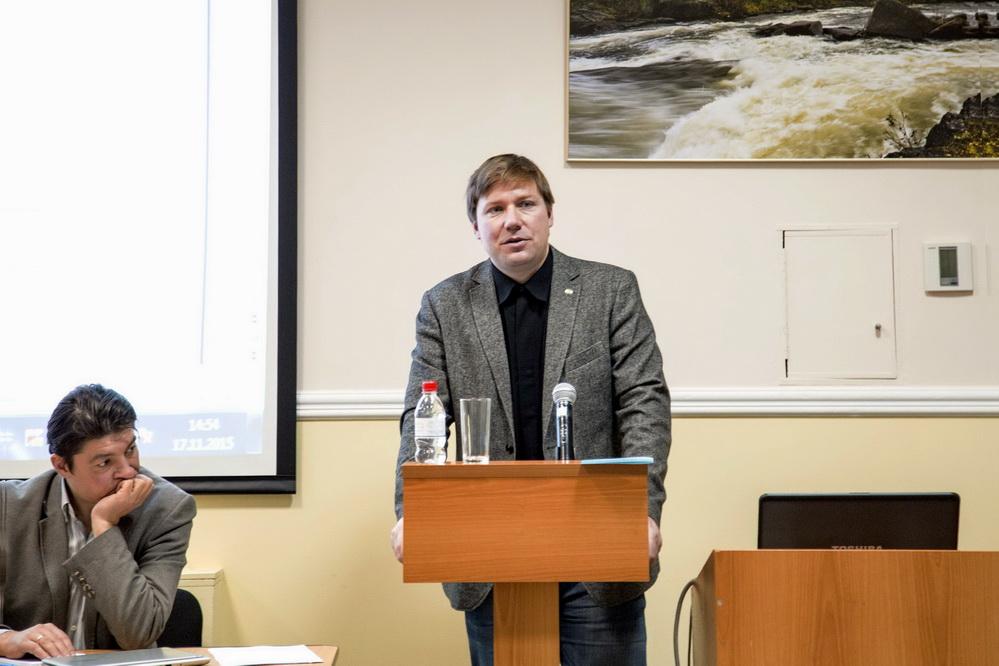 А.В. Гайдуков, доклад на конференции «Проблемы формирования этно-религиозной идентичности и профилактика распространения радикальной идеологии в этноконфессиональной сфере», 17.11.2015