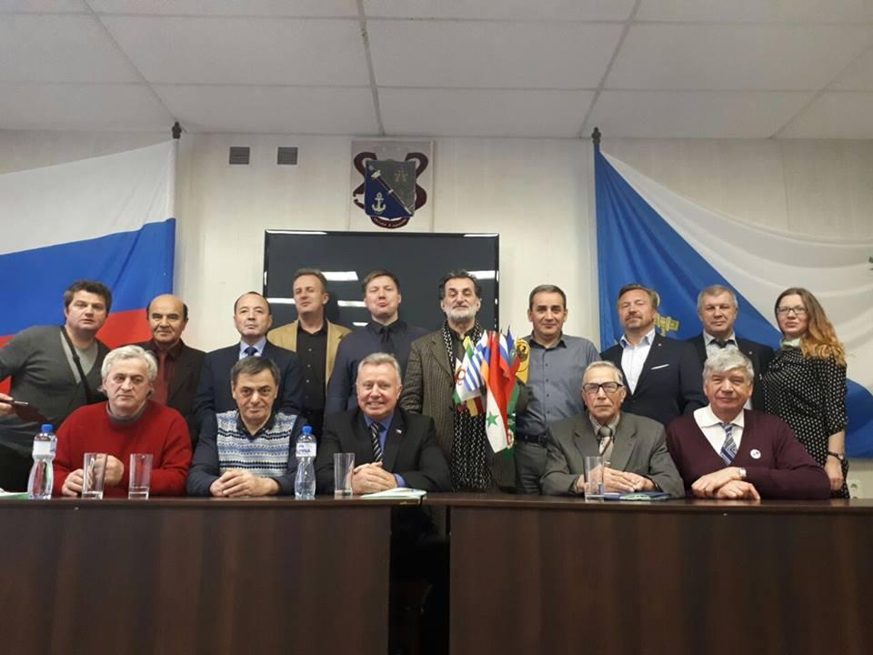 Караван дружбы, г. Ломоносов, 20.10.2017