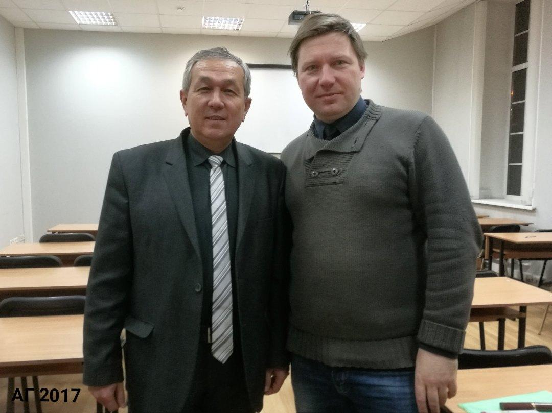 А.Гайдуков и М.Маматмуминов , 08.12.2017