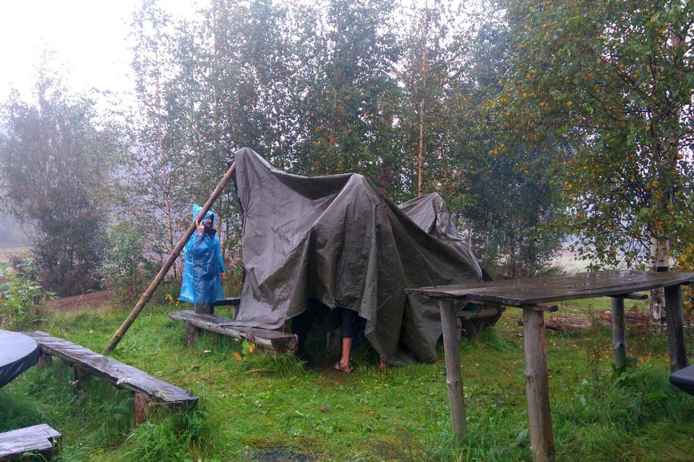 Дождь. Фестиваль «Славянский Спас», 11.09.2016