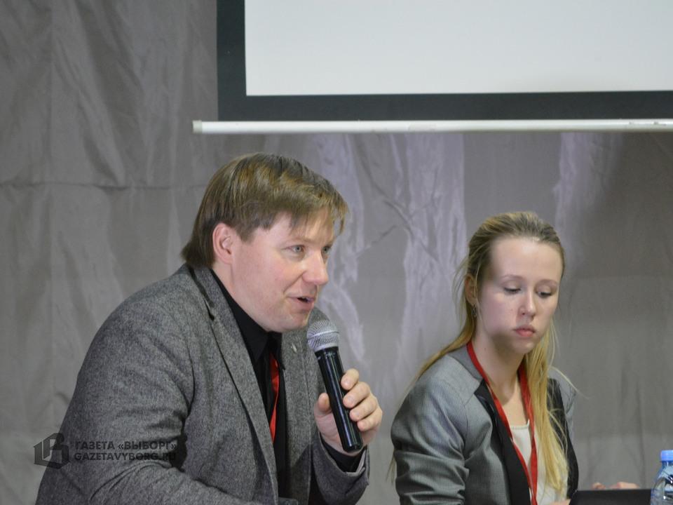А.В. Гайдуков на конференции «Церковь и война», 22-23.09.2016