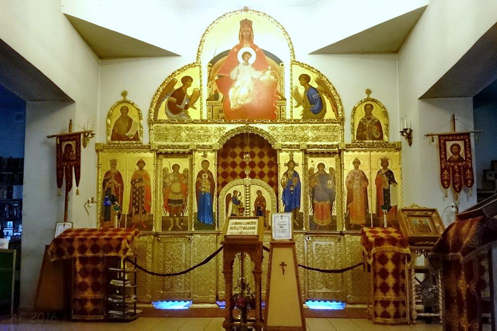 Храм Св. Страстотерпца Царя Николая, 05.07.2016