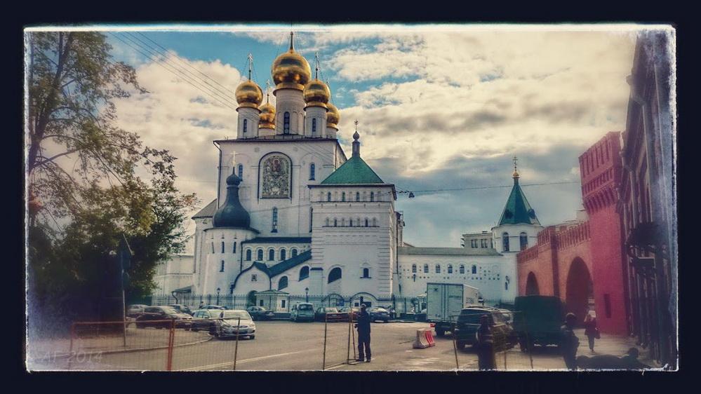 Феодоровский собор, август 2014