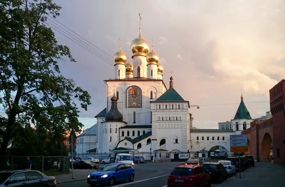 Феодоровский собор, 03.08.2016