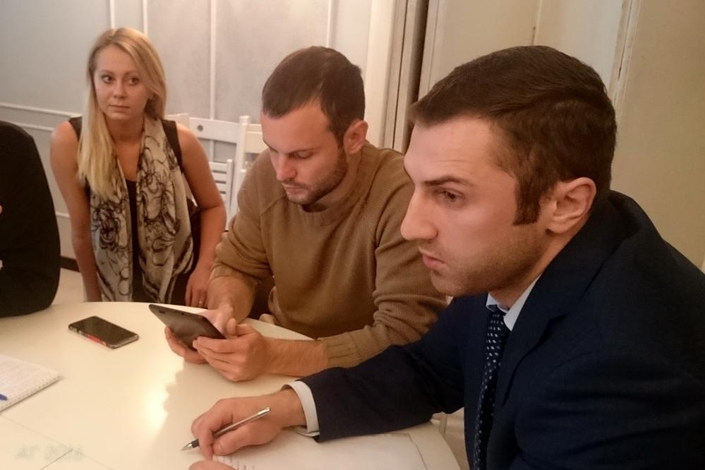 Круглый стол «Радикализм в неформальной молодёжной среде Санкт-Петербурга», 06.10.2016