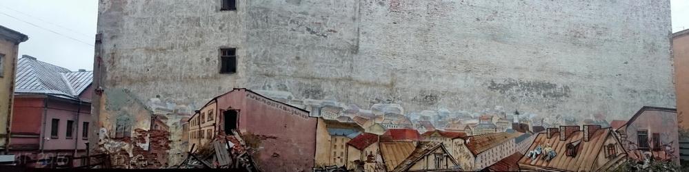 Выборгские граффити, 28.10.2016