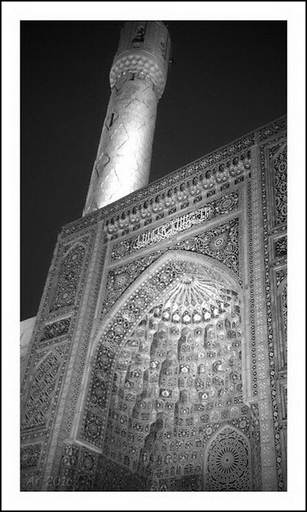 Соборная мечеть Петербурга, 10.2016