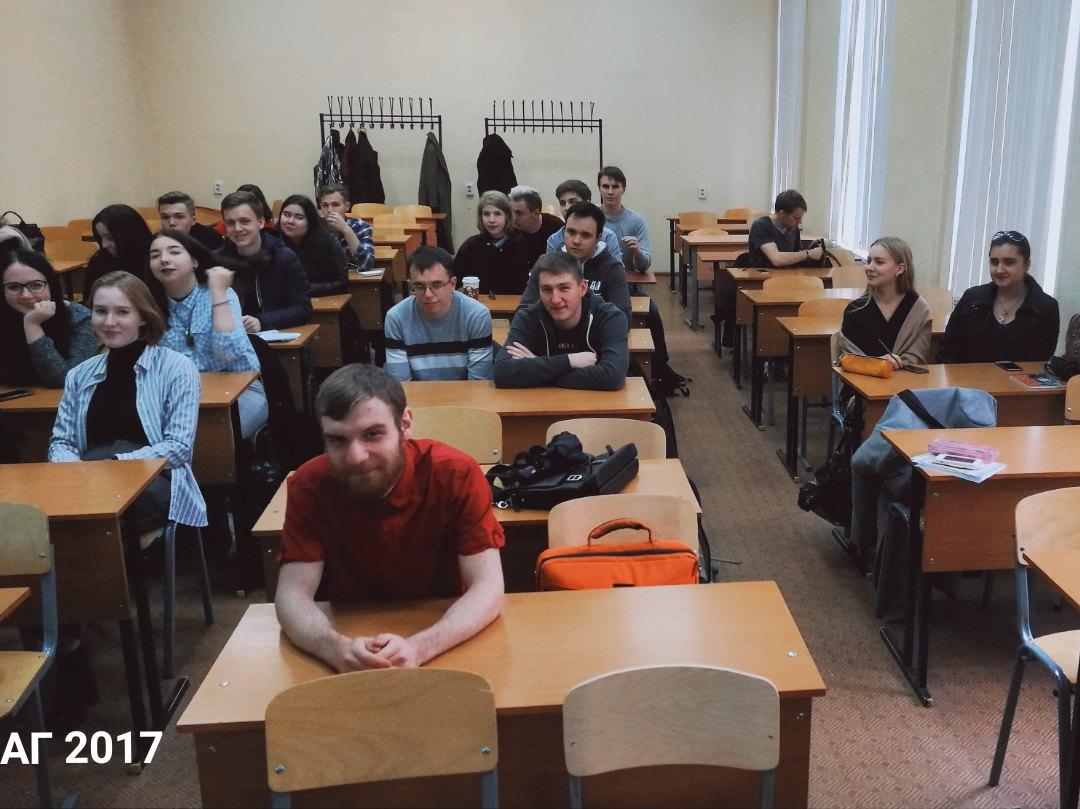 СНО религиоведения РГПУ им. А.И. Герцена, 11.10.2017