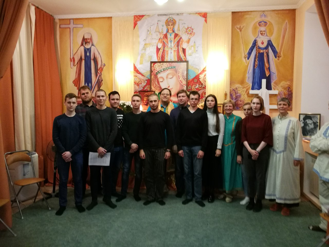 Изучение религиозной жизни СПб.,13.09.32017