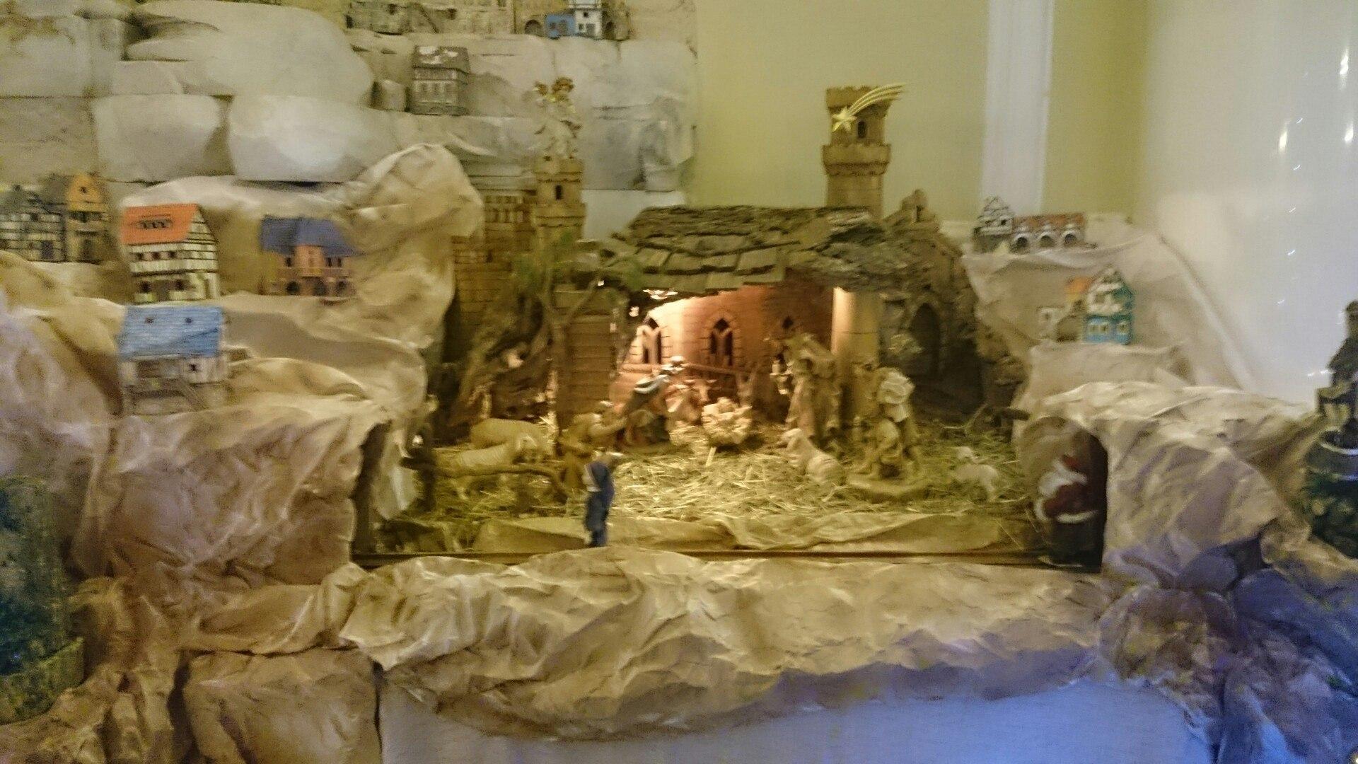 Сочельник, католическая базилика св.Екатерины, «Рождественский марафон», 24.12.2015.