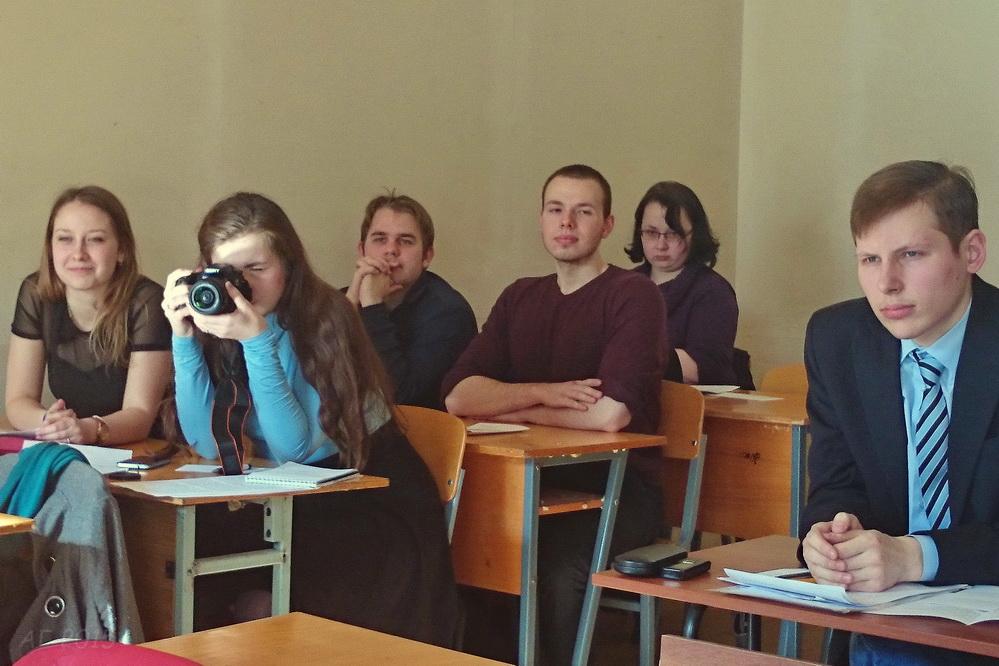 Кафедральное СИУ 2015 СНО каф. религиоведения РГПУ, 08.04.2015
