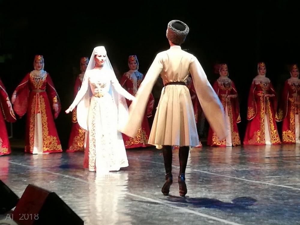VIII Санкт-Петербургский фестиваль культуры народов Кавказа, 26.04.2018