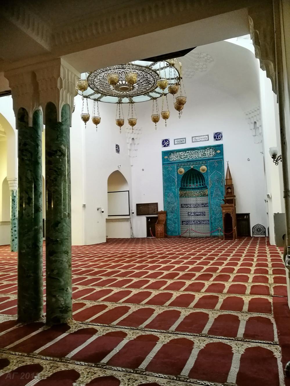 Соборгая мечеть Петербурга, 29.04.2018.
