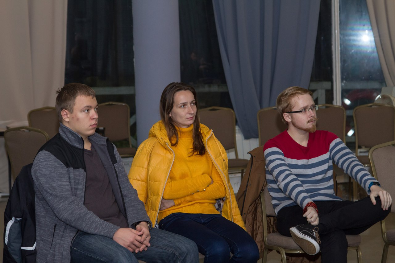 Студенты РГПУ на выездном семинаре по проблемам межэтнических и межрелигиозных отношений, вопросам формирования толерантности в молодежной среде. 01.11.2015 = фото группы ВК