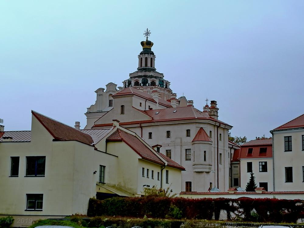 Костёл св. Казимира,Вильнюс, 29.09.2019