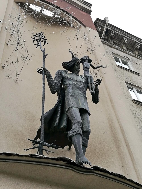 Святой Христофор, Вильнюс, 29.09.2019