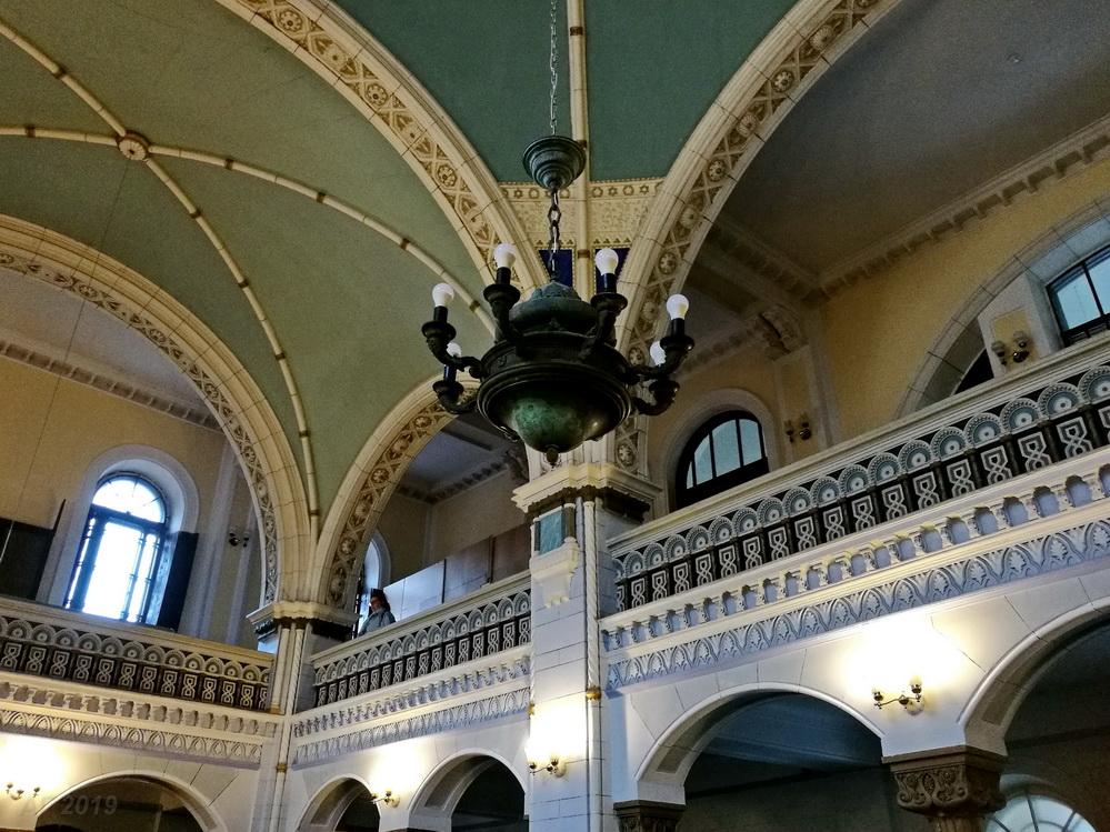 Хоральная синагога Вильнюса, 29.09.2019