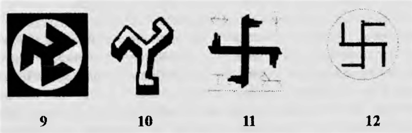 Гайдуков, А.В. Национальная идея в славянском неоязычестве 1999. Рис. 9-12