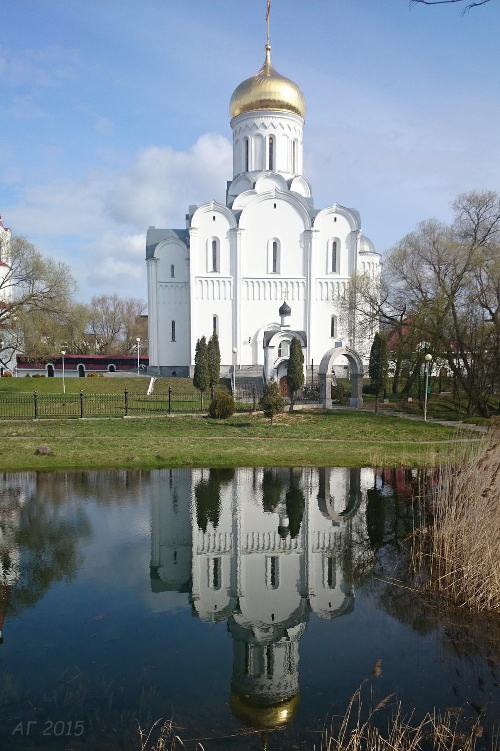 Свято-Покровский собор, Минск, 19.04.2015