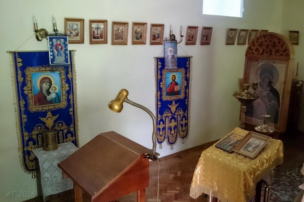 Часовня Института теологии БГУ, Минск, 26.05.2016