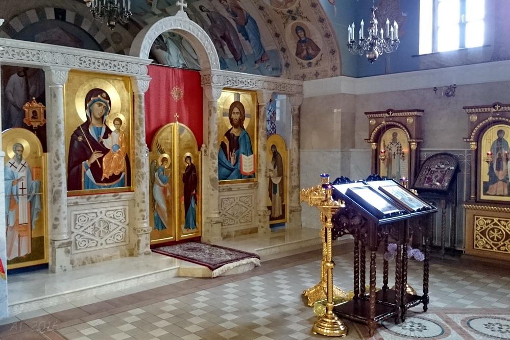 Храм Минской Духовной Академии, Минск, 26.05.2016