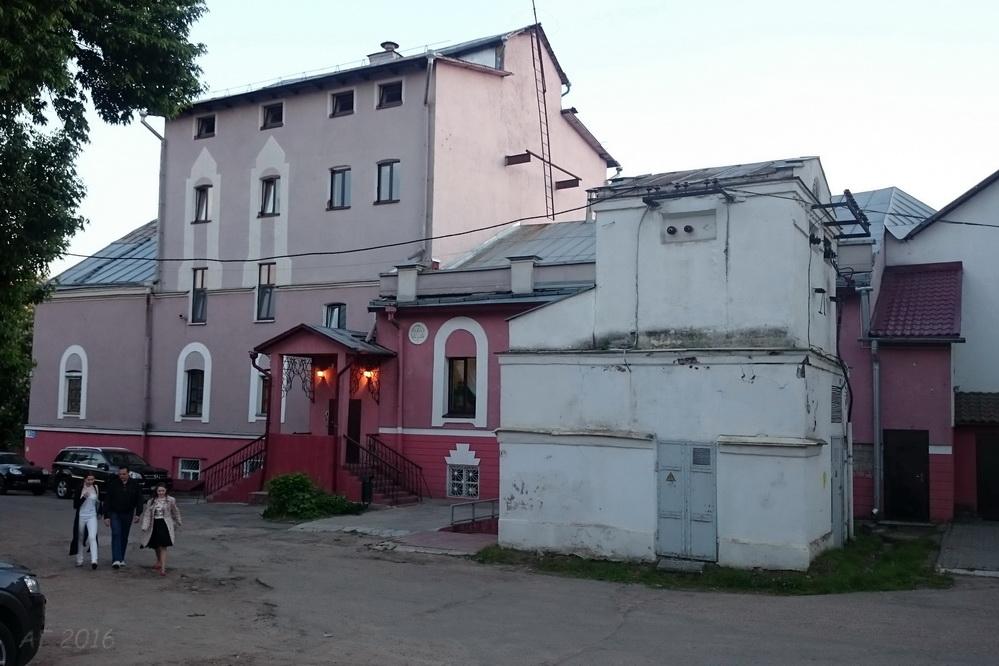 Синагога на ул. Даумана, Минск, 27.05.2016