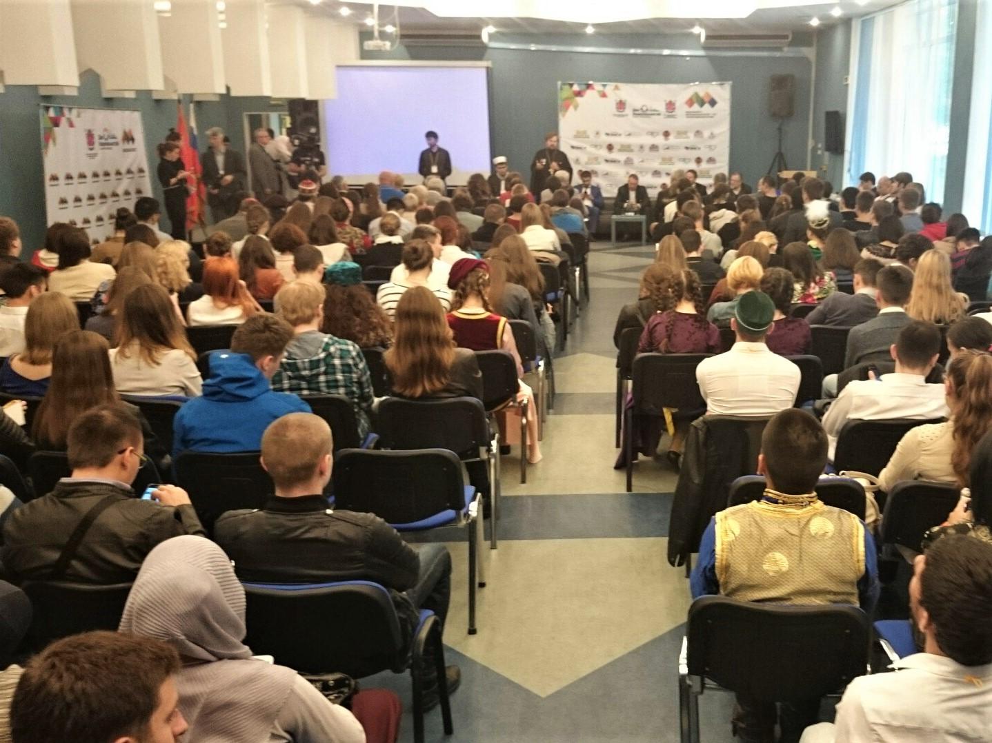 III Молодёжный форум «Многонациональный Петербург: территория национального согласия», Репино, 19.09.2015