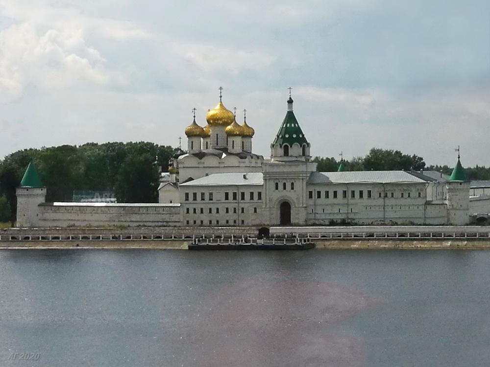 Свято-Троицкий Ипатьевский мужской монастырь, Кострома, 02.08.2020