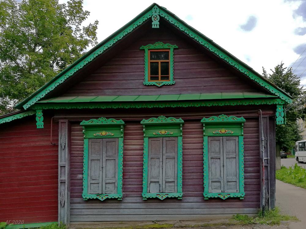 «Дом родновера». Кострома, 02.08.2020