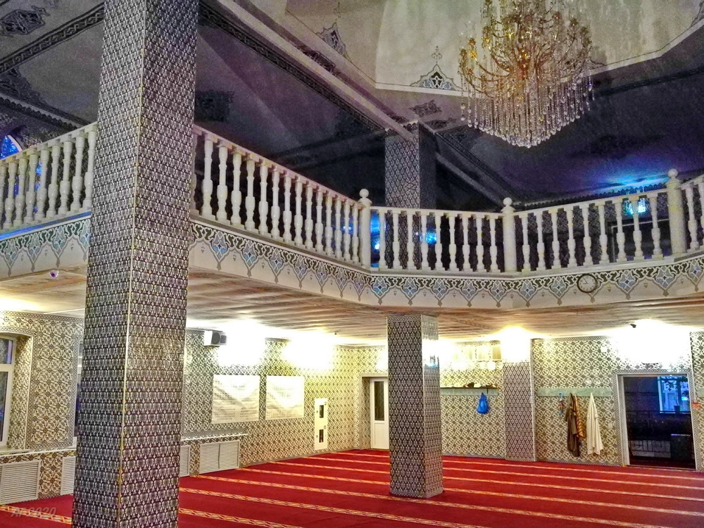 Костромская мемориальная мечеть. Кострома, 02.08.2020