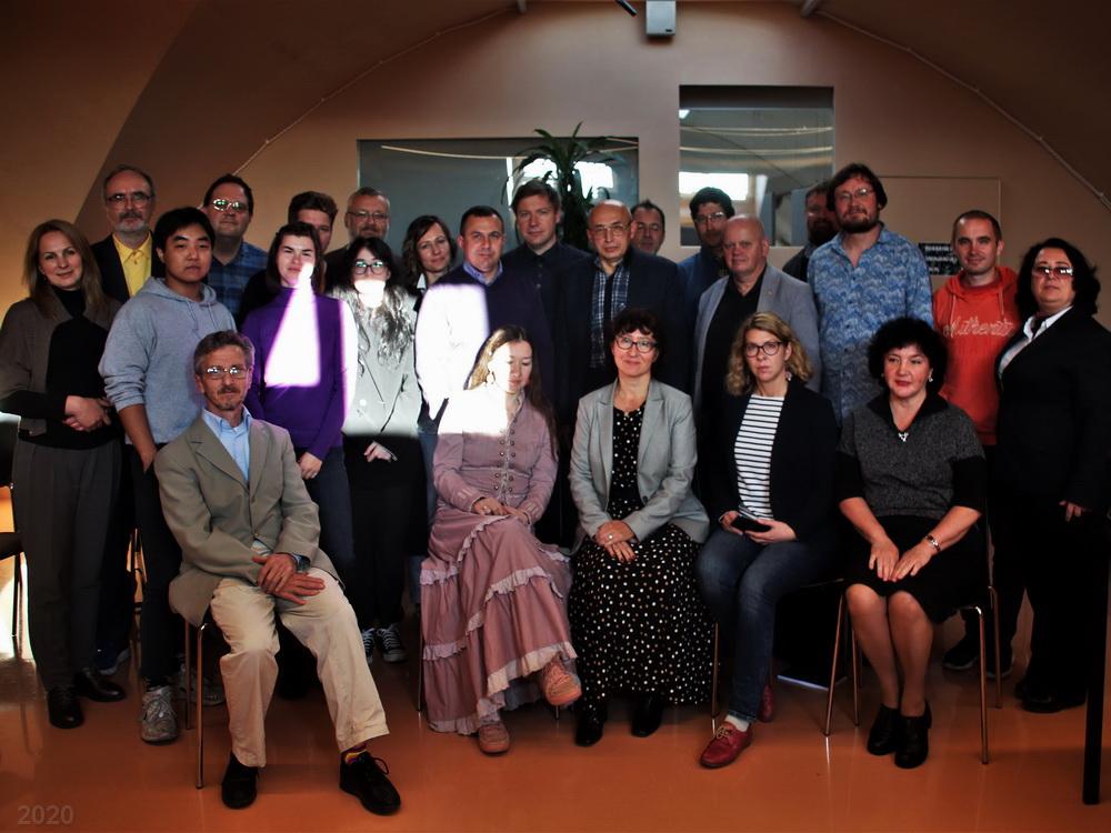 Общая фотография участников. Круглый стол «Актуальные вызовы свободы совести». Вторая часть.  18.09.2020 (фото В.А. Егорова)