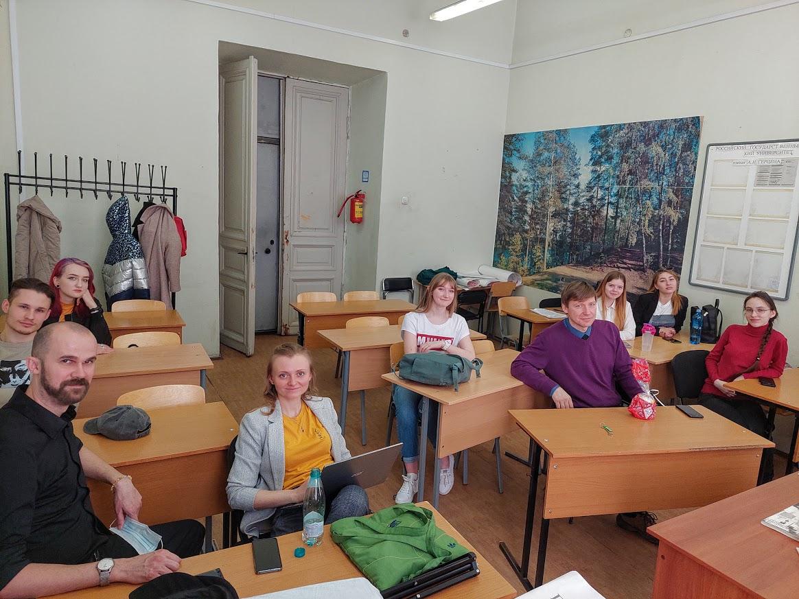 Встреча участников проекта «Этноконфессиональные праздники» по организации съёмок нового ролика, 30.04.2021