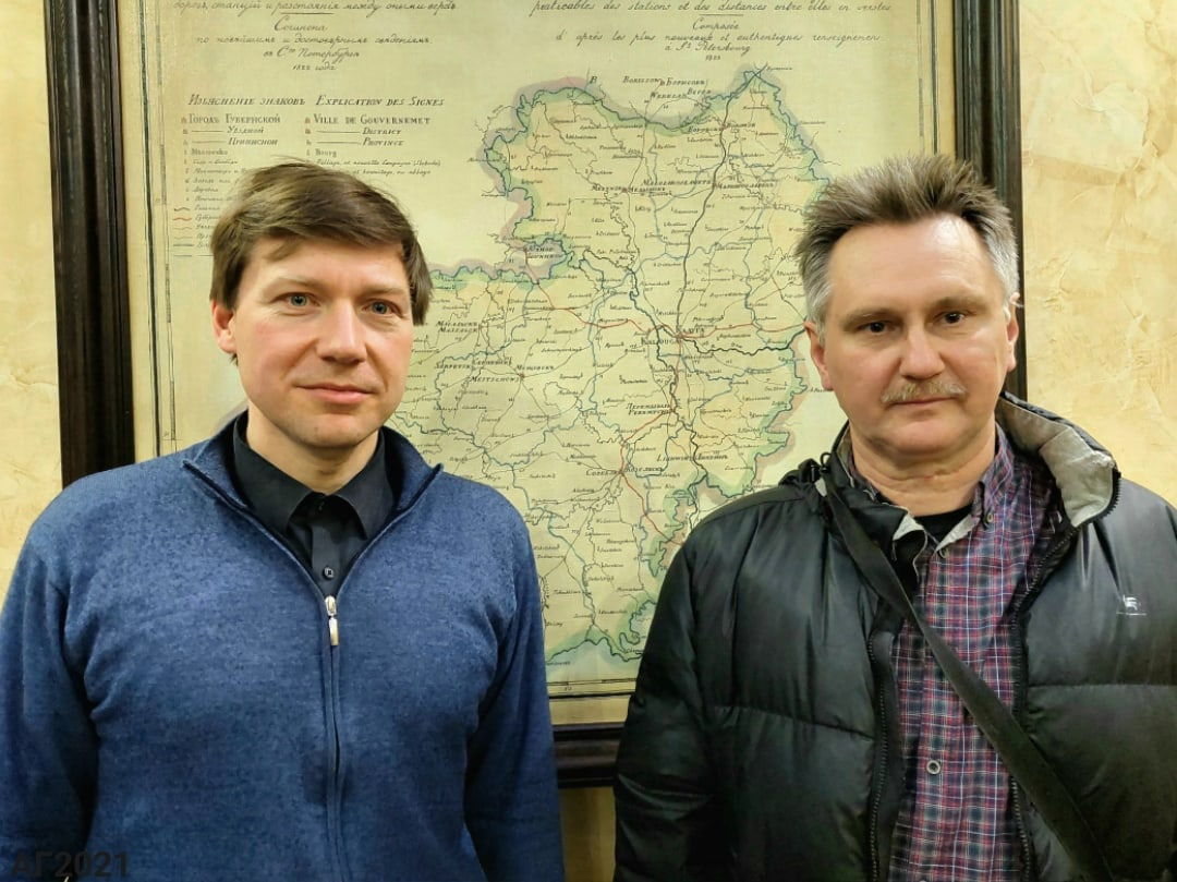 Алексей Гайдуков и Вадим Казаков, Калуга, 06.05.2021